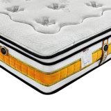 Resorte de compresión de un colchón de látex natural con Fibrilia tejido engrosado cubierta de tela mobiliario -FB853