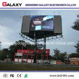 P8/10/16 Digitahi esterne che fanno pubblicità allo schermo di visualizzazione del LED