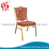 رخيصة ألومنيوم قابل للتراكم فندق أثاث لازم مأدبة كرسي تثبيت