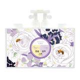 Dulenbe蜂蜜及びオイル制御毛のシャンプー500ml+500ml