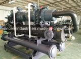 Parafuso Industrial Chiller resfriado a água para plástico