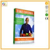 Service d'impression dur bon marché de livre de couverture du best-seller de bonne qualité