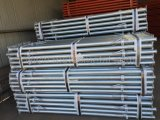 Accessoires d'échafaudage en acier ajustable pour la construction