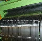 Bobina de acero completamente automática que raja la línea de corte máquina