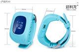 Bluetooth Anti-Perdeu o relógio dos miúdos do perseguidor de GPS+Lbs com SOS