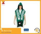 Новый шарф футбола типа для вентилятора спортов