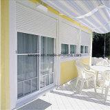 Manuelles Aluminiumrollen-Blendenverschluss-Fenster