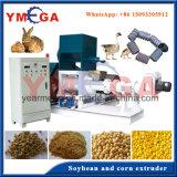 Haut de la qualité de travail continu et durable de soja de machines de l'extrudeuse