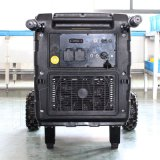 Bison (Chine) BS6300X OEM Factory 6.3kw 188f Moteur 220V Digital Gasoline Electric Start Inverter Generator