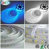 装飾のための60LEDs/M SMD5050 LEDのクリスマスの照明
