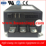 Curtis 36V gelijkstroom Controlemechanisme het van uitstekende kwaliteit van de Snelheid van de Motor voor de Karren 1266A-5201 van het Golf