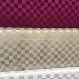 Kleid-Polyester-Jacquardwebstuhlspandex-Satin