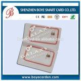 Scheda trasparente della banda magnetica per il produttore del lettore di schede della banda magnetica