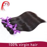 100%加工されていないNauralのバージンのブラジルの直毛