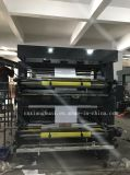 4 Machine van de Druk van Flexo van het Document van vier Kleur de Automatische