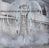 Cachimbo de água do aço 304 inoxidável para clubes e barras de luxo