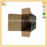 Косметические упаковывая коробки бумажной коробки подарка покрашенные Corrugated