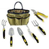 7PC высокого качества набора инструментов в саду с мешком для пыли