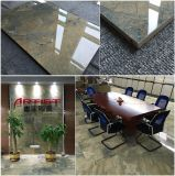スペインのタイルはフォーシャン中国の磨かれた床タイルの大理石の磁器の床タイルを艶をかけた