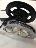 32 T/165mmの上の電気自転車の歯のディスクのトルクセンサー