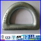 De gesmede Geselende D-vormige ring van de Aanhangwagen