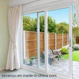 中国の製造者の高品質の引き戸の大きいスライドガラスドア