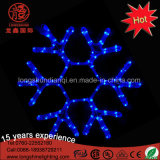 Imperméable LED Snowflake Christmas Lights for Plam Tree Décoration extérieure