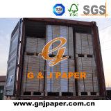 Tamaño de la hoja de papel autocopiativo recubierto para ejercer la producción de libros