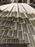 Moldeado blanco de la espuma de poliuretano/moldeado del marco de la PU del llano de la casa de la pared