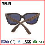 Mão de Ynjn - óculos de sol de bambu de madeira feitos