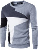 Roupa feita sob encomenda da parte superior do pulôver dos esportes das camisolas da forma do velo do algodão dos homens (AL070)