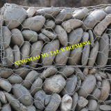 China Anping 2X1X1, 80X100mm Draht-Korb Hot-DIP galvanisiertes Gabion (XM-G82)