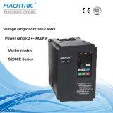 mecanismo impulsor variable VFD de la frecuencia de 380V 3phase 50Hz/60Hz con fines generales