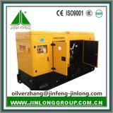 Daar Diesel van de Stroom van de Fase 15kVA/12kw Geluiddichte Generator
