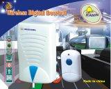 Télécommande sans fil Ranin sonnette avec Lumière clignotante