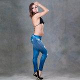 2017 de in het groot OEM van het Merk Beenkappen van de Grootte van de Aankomst van de Diensten Nieuwe knie-Hoge Verschillende Naadloze Sexy