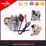 Carburador de cuatro tiempos de la motocicleta de Gy6 Las piezas del motor 50 cc
