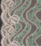 La garniture de lacet de broderie la plus neuve pour la robe de mariage des sous-vêtements de la femme