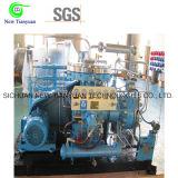 160bar Compresseur à diaphragme à gaz à chlore à pression Outet