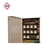 Grue à tour le boîtier métallique du panneau de commande électrique du Cabinet de la case