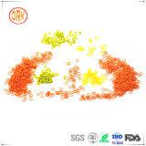 Personnaliser la taille de différentes coloré joint torique en caoutchouc EPDM