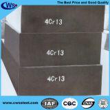 Plaque en acier 1.2083 de moulage en plastique de bonne qualité