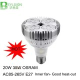 Cheapest E27 20W 35W LED Osram PAR30 Spotlight
