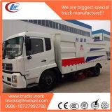 Camion de balayeuse de nettoyage de route de Dongfeng 4*2 d'usine de la Chine à vendre
