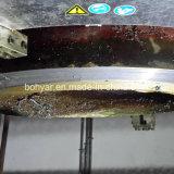 分割フレーム、電動機(SFM1824E)で切断し、面取り機