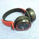 Soporte para auriculares Bluetooth plegable tarjeta TF y función FM