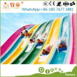 Water Slide Material Plastic para Playground (MT / WP / WS1)