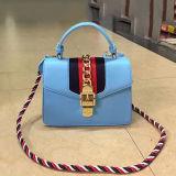 새로운 Arrvial 디자이너 숙녀 어깨에 매는 가방 중간 크기 여자 메신저 부대 도매 Sy8352