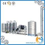 Автоматическая пластичная минеральная вода бутылки обрабатывая систему фильтра