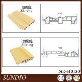 Bordatura laminata pellicola impermeabile del PVC di protezione dell'ambiente di WPC